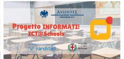 Torniamo a scuola con Informati! per spiegare agli studenti le professioni nell'ICT