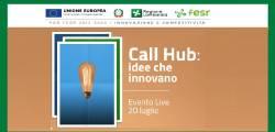 Call Hub: idee che innovano. Il 20 luglio 2020 Regione Lombardia presenta i progetti vincitori della Call R&I. C'è anche Athics.